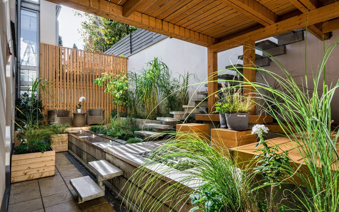 Benefits of Sunken Patios