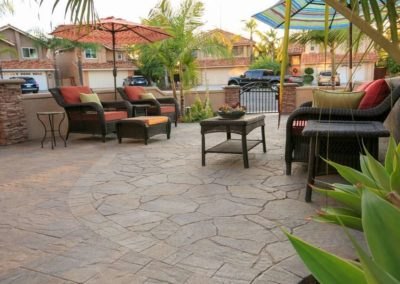 Custom Courtyard Hardscape Contractors 2
