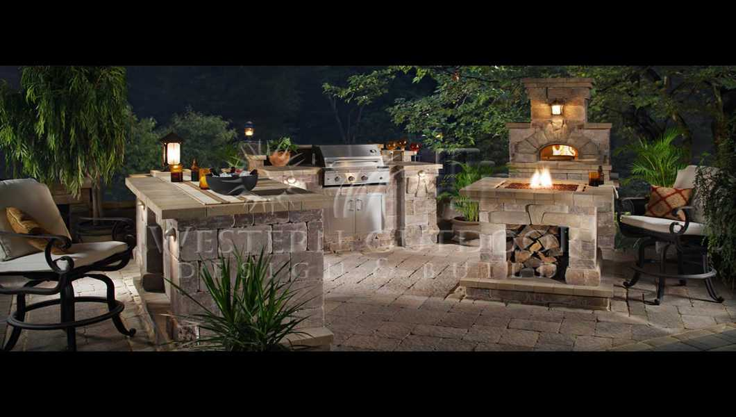 Outdoor Kitchens – Pizza