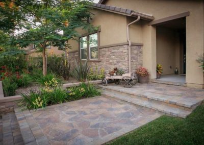 Entrance Hardscape Contractors 2