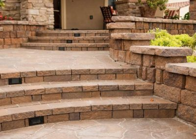 Entrance Hardscape Contractors 9