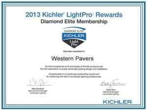 Kichler Diamond Elite Member