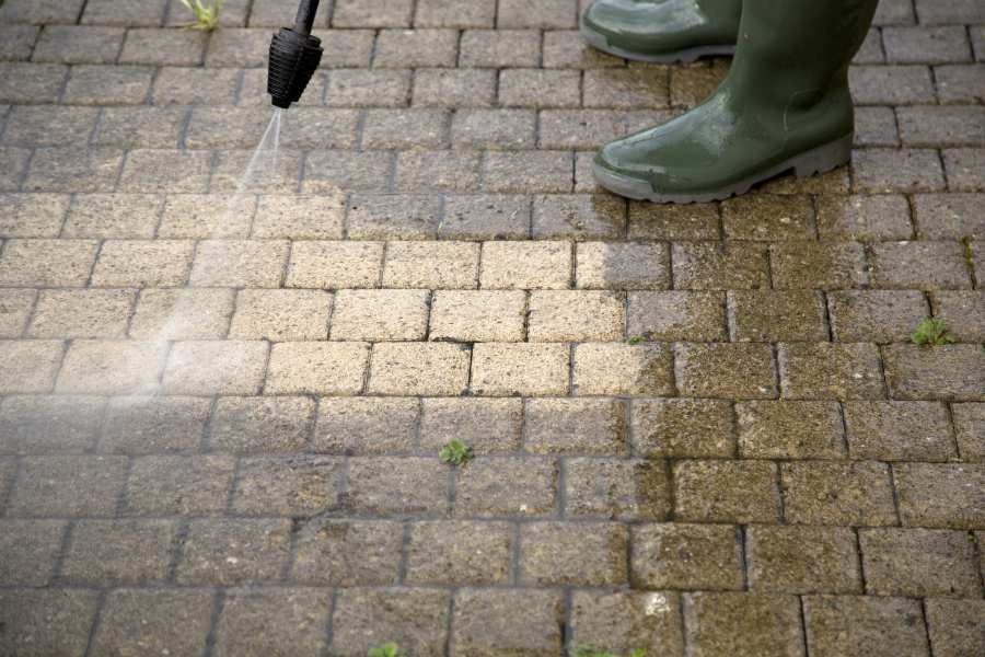 Paver Care Cleaning Tips