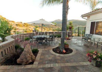 San Diego Courtyard Pavers 16