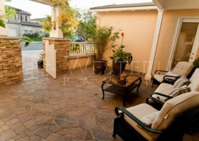San Diego Courtyard Pavers 4