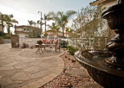 San Diego Courtyard Pavers 7