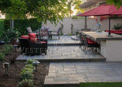 Stucco Outdoor Kitchen Contractors 5