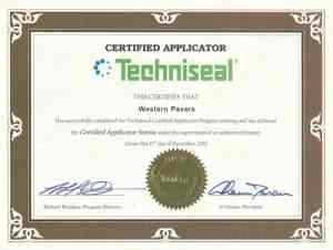 Techniseal Applicator